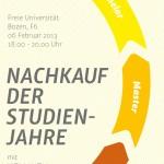 Nachkauf der Studienjahre-2013